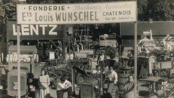 La Foire Européenne de Strasbourg en 1951