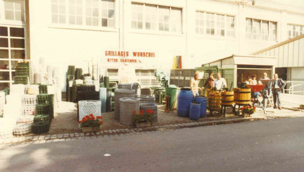 Foire Européenne de Strasbourg 1980