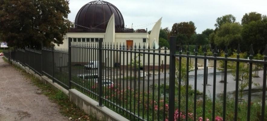 Barreaudage grande mosquee
