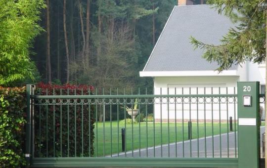 Porte coulissante autoportante jumila 2