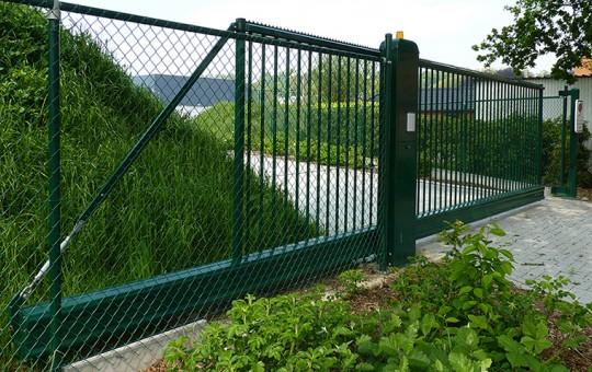 Porte coulissante autoportante terminus 1