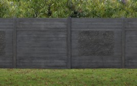 notre catalogue cl ture b ton aspect bois cl tures grillages wunschel. Black Bedroom Furniture Sets. Home Design Ideas