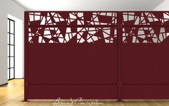 Panneaux decoratifs elegans