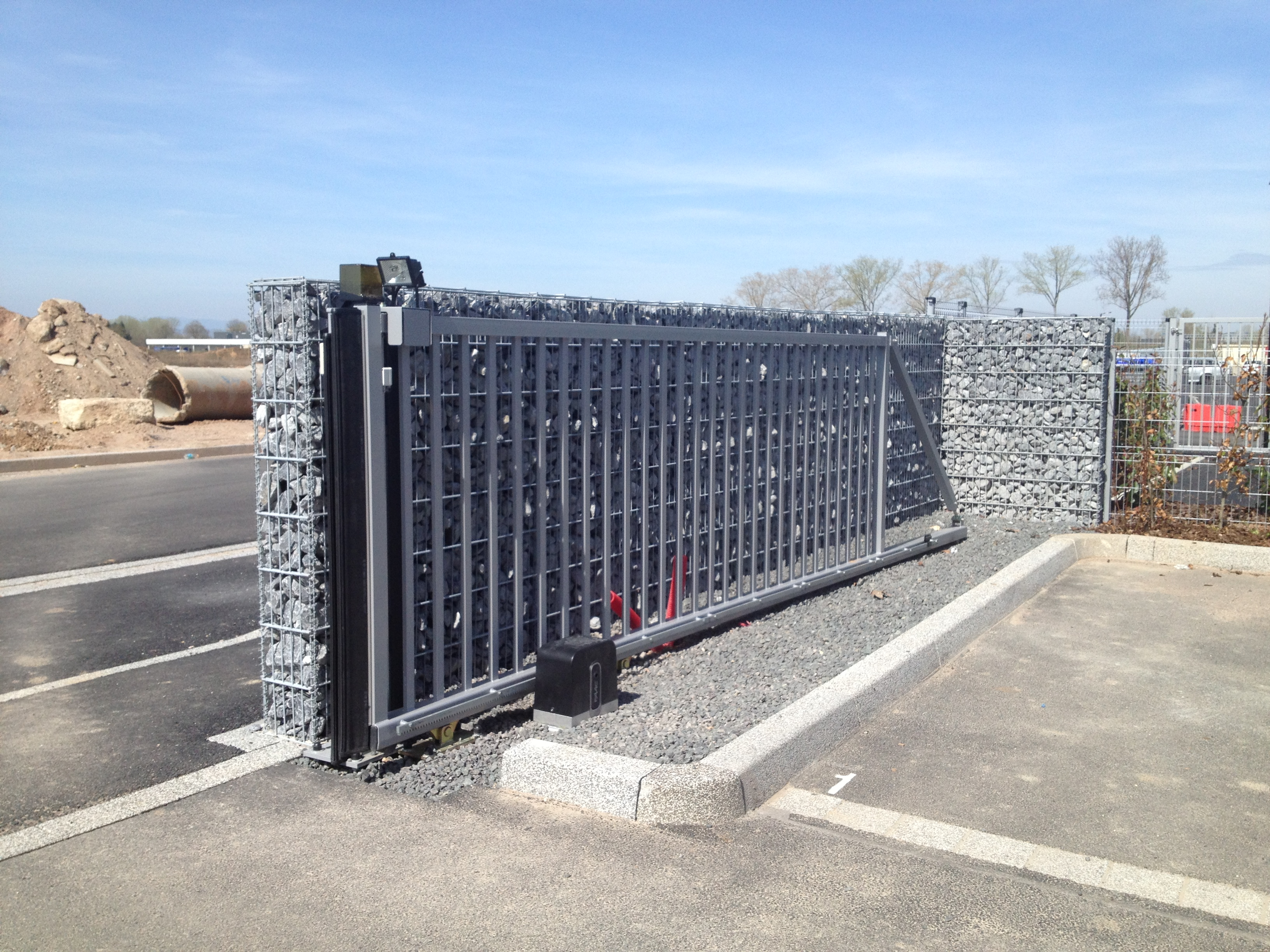 Grillages wunschel - Grillage pour gabion ...
