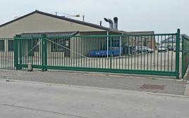 Porte coulissante sur rail taurus 3