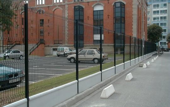Cloture en panneaux rigide aquilon 55 premium noir