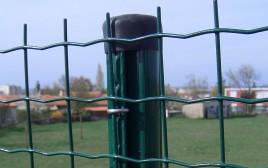 Poteau aquigraf vert