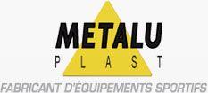 Logo metalu plast